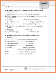 Pronoun Antecedent Agreement Pronoun Antecedent Agreement Exercises 10 Subject Verb Pronoun
