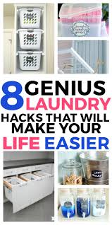 Life Hacks For Moms 8 Genius Laundry Hacks That Will Make Your Life Easier And More