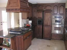 Medium Oak Kitchen Cabinets Kitchen Design With Oak Cabinets Miserv