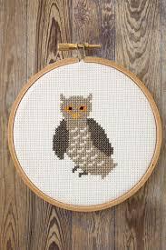 Owl Cross Stitch Pattern Extraordinary Free Cross Stitch Patterns Printable Cross Stitch Templates