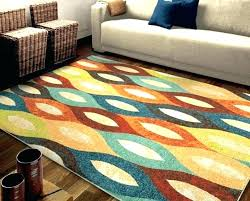 colorful area rugs inspirational amazing bright colored rug impressive outdoor with garden