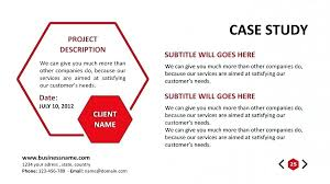 format of presentation of project project case study template word construction digital books