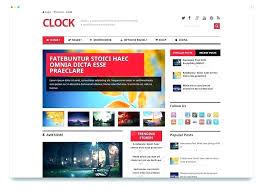 e magazine templates free download classic magazine theme top news magazine themes free online
