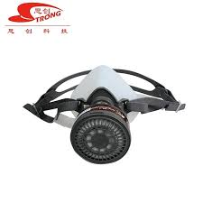 spray paint respirator mask technology half anti pesticide virus silicone dust proof gas st home depot