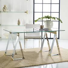 home office glass desks. Home Nice Glass Office Desk Desks For