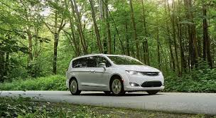 2019 Chrysler Pacifica Trim Level Comparison