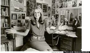 Gloria Steinem Quotes Mesmerizing Gloria Steinem Notable Women In History Series