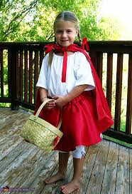 little red riding hood costume photo 2 3