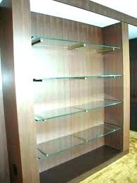 glass shelves brackets shelf supports for glass shelves glass shelving brackets brackets for glass shelves brackets