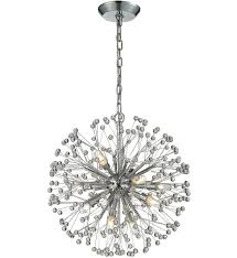 one other image of 18 mild starburst chandelier