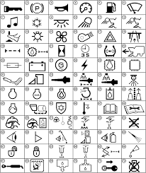 Ponent electrical symbols definitions omkk11527 chart n1 electrical wire chart describe the interpretation of schematic