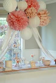 Tissue Paper Flower Centerpieces Us 9 72 36 Off Diy 14
