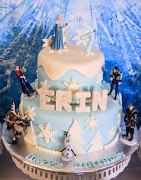 Karas Party Ideas Frozen Themed Seventh Birthday Party