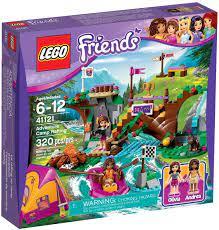 Mô Hình LEGO Friends 41121 Xuồng Dã Ngoại, Giá tháng 4/2021