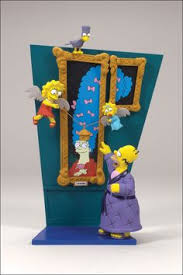 Simpsons Treehouse Of Horror Mystery Minis  Case Of 20  Figures Simpsons Treehouse Of Horror Raven