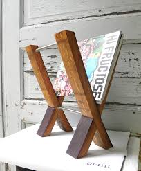 wood magazine rack ideas that you'll love — home ideas collection