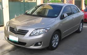2010 Toyota Corolla 1.6 related infomation,specifications - WeiLi ...