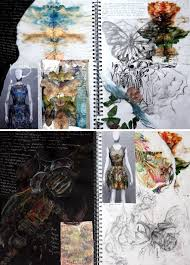 Fashion Design For High School Students Art Sketchbook Ideas Creative Examples To Inspire High