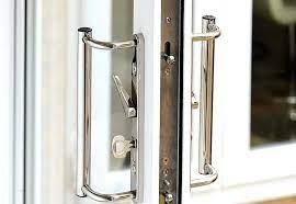 patio sliding glass door handle