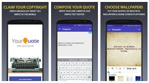 Best Quote Maker App Mesmerizing Top 48 Best Quote Maker App For Android To Make Quotes Images Top48z