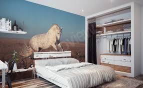 Fototapeten Pferde Größe Der Wand Myloviewde