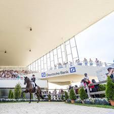Das weltfest des pferdesports, chio aachen, soll vom 10. Chio Aachen