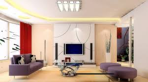 Living Room Tv Set Living Room Excellent Contemporary Room With Tv Set On Wall Also