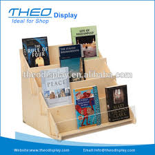 Plywood Display Stands Classy Plywood Fourtier Displayerliterature And Books Tabletop Display