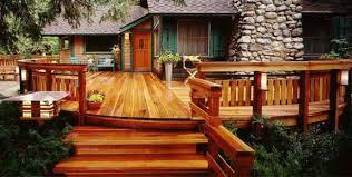 Back Yard Decks  Crafts HomeBackyard Deck Images