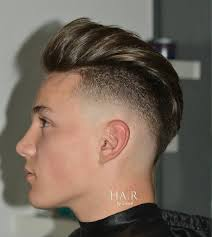 Burst Fade With Design Burst Fade Haircuts Hairstyle Man