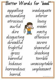 Another Word For Chart This Better Words Chart Is A Way That We Can Build Off Of A