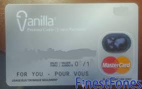 vanilla gift card balance mastercard photo 1