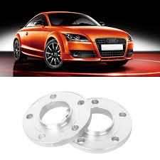 2pcs 5x112 57 1cb Aluminum Centric Wheel Spacers Tire