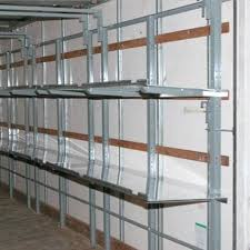 fold away shelving systems