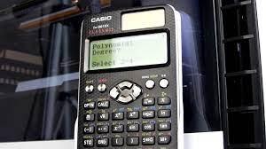 Casio FX-991EX ClassWiz bilimsel hesap makinesi incelemesi