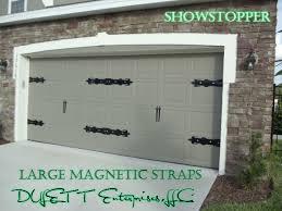 30 super garage door decorative hinges and handles