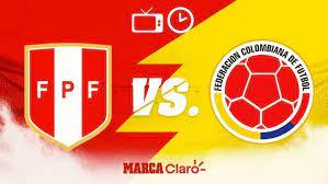 Colombia vs Perú en vivo ...