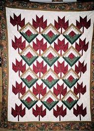 Free Pattern Day: Canadian flag quilts & maple leaf blocks at ... & Canadian quilt of valour Adamdwight.com