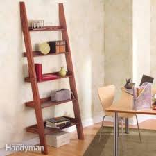 How High To Hang Floating Shelves Best How To Hang Shelves The Family Handyman