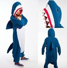 Kigurumi Onesie Size Chart Details About Unisex Adult Kids Sleepwear Shark Pajamas Kigurumi Cosplay Costume Fancy Dresses