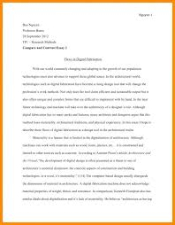Essay Myself Introduction Format Apa Sample Essays About