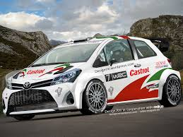 Wish Toyota would offer an AWD Yaris WRC here in the U.S. (vehicle ...