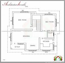 700 sq ft house plans 2 bedroom luxury 700 sq ft house plans in kerala style