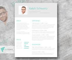 Word Template Cv 65 Eye Catching Cv Templates For Ms Word Free To Download