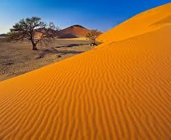 Тропические пустыни и полупустыни Африки географическое положение  Пустыня Намиб