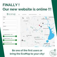 Our New Ecomap Website Is Finally Online Ecomap