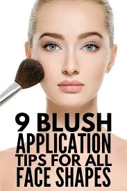 how to apply blush correctly want to know how to get high cheekbones we and if you want more makeup tips