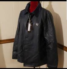 details about nwt vg world collection leather jacket