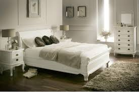 Charming Image Of: Queen White Bedroom Furniture Set