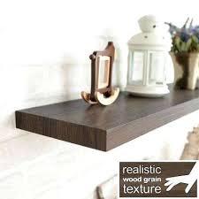 Oak Floating Corner Shelves Dark Wood Floating Shelves Floating Shelves Living Room Functions 76